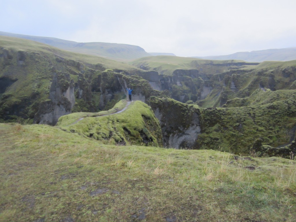 My Favorite Place - Fjadrargljufur Canyon Travel Visit Iceland Need to Know River Hike