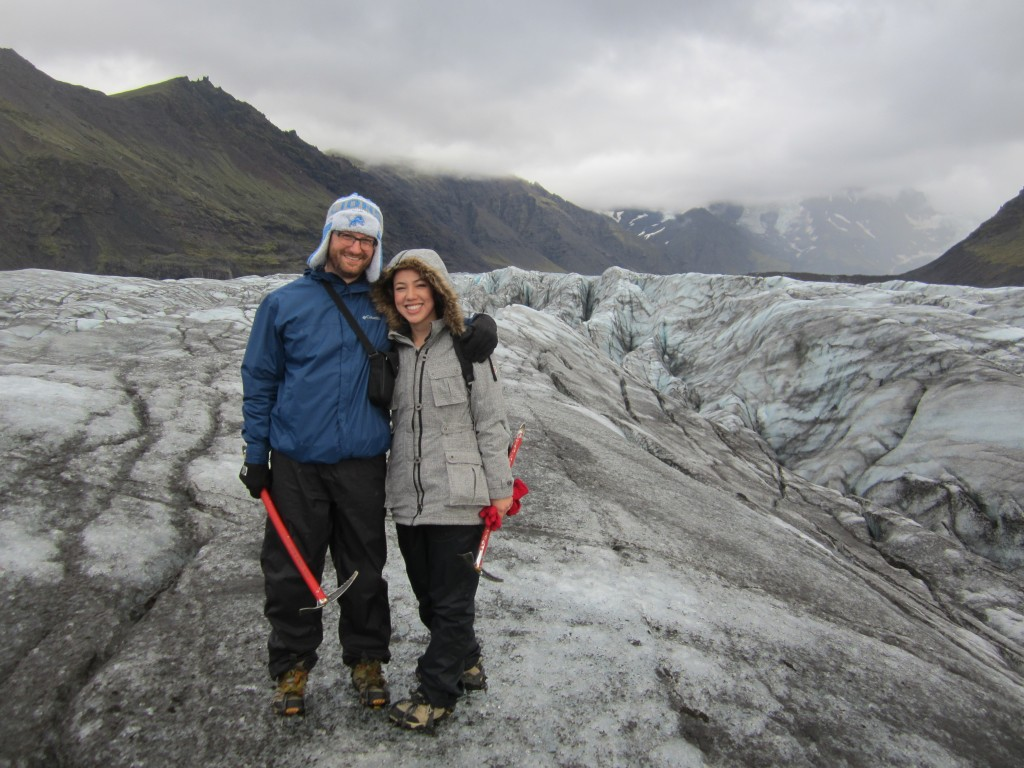 Hiking on a Glacier Travel Visit Iceland Need to Know Mountains
